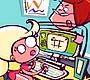 Speel het nieuwe girl spel: Saai Kantoor