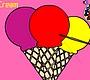 Speel het nieuwe girl spel: IJsje Inkleuren