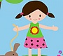 Play the new Girl Flash Game: Little Girl
