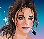 Speel het nieuwe girl spel: Michael Jackson Make Over