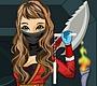 Play the new Girl Flash Game: Ninja Girl Dress Up