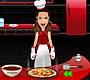 Speel het nieuwe girl spel: Vegetarische Pizza