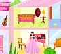 Speel het nieuwe girl spel: Roze Poppenhuis