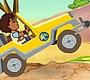 Speel het nieuwe girl spel: Diego's Afrika Race