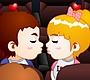 Speel het nieuwe girl spel: Bioscoop Kus