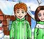 Speel het nieuwe girl spel: Winter Vakantiepark