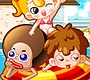 Play the new Girl Flash Game: Suntan Rush