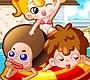 Speel het nieuwe girl spel: Zonnebrand Uitdelen