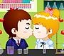 Speel het nieuwe girl spel: Laboratorium Kus