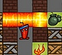 Speel het nieuwe girl spel: Speel met vuur 2