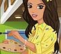 Speel het nieuwe girl spel: Kunstenares