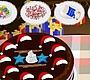 Speel het nieuwe girl spel: Kersttaart Namaken