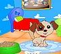 Speel het nieuwe girl spel: Hondenhok Inrichten