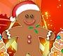 Speel het nieuwe girl spel: Kerstkoekjes Bakken