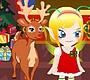 Speel het nieuwe girl spel: Rendieren Verzorgen