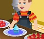 Play the new Girl Flash Game: Cake Stall