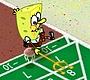 Speel het nieuwe girl spel: Spongebob Shuffleboard