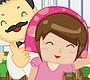 Speel het nieuwe girl spel: Kelly's Burger Stand
