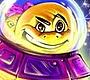 Speel het nieuwe girl spel: Pac vs Alien
