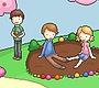 Speel het nieuwe girl spel: Snoep Landschap