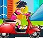 Speel het nieuwe girl spel: Rij voor Geld