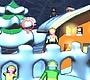 Speel het nieuwe girl spel: Sneeuwkasteel Aanval 2