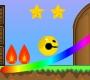 Speel het nieuwe girl spel: Regenboog Roller 2