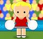 Speel het nieuwe girl spel: Micro Sports