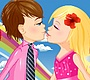 Play the new Girl Flash Game: A First Kiss