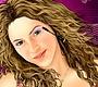Speel het nieuwe girl spel: Shakira Makeover