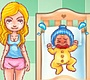 Speel het nieuwe girl spel: Moeder Nicole