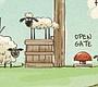 Speel het nieuwe girl spel: Home Sheep Home 1