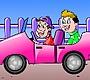 Speel het nieuwe girl spel: Auto Inkleuren