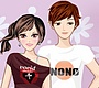 Play the new Girl Flash Game: Sweetie Couple