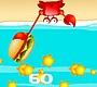 Speel het nieuwe girl spel: Gulzige Krab
