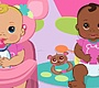Play the new Girl Flash Game: Cute Baby Nursery