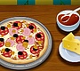 Speel het nieuwe girl spel: Italiaanse Pizza Namaken