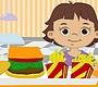 Speel het nieuwe girl spel: Burger Corner