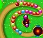 Speel het nieuwe girl spel: Bursting Balls