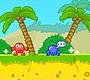 Speel het nieuwe girl spel: Rode en Blauwe Bal 2
