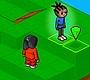 Speel het nieuwe girl spel: Girls Team Up
