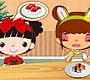 Play the new Girl Flash Game: Busy Sushi Bar
