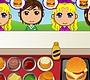 Speel het nieuwe girl spel: Burgerlicious
