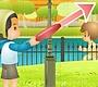 Speel het nieuwe girl spel: Pepper's Frisbee Fun