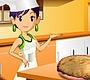 Speel het nieuwe girl spel: Hartige Taart met Kip