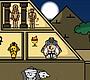 Speel het nieuwe girl spel: Piramide Inrichten