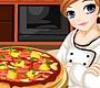 Speel het nieuwe girl spel: Tessa's Pizza