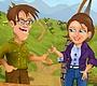 Speel het nieuwe girl spel: Safaripark Runnen