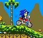 Speel het nieuwe girl spel: Sonic op de Motor