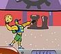 Speel het nieuwe girl spel: Pizza Gooien